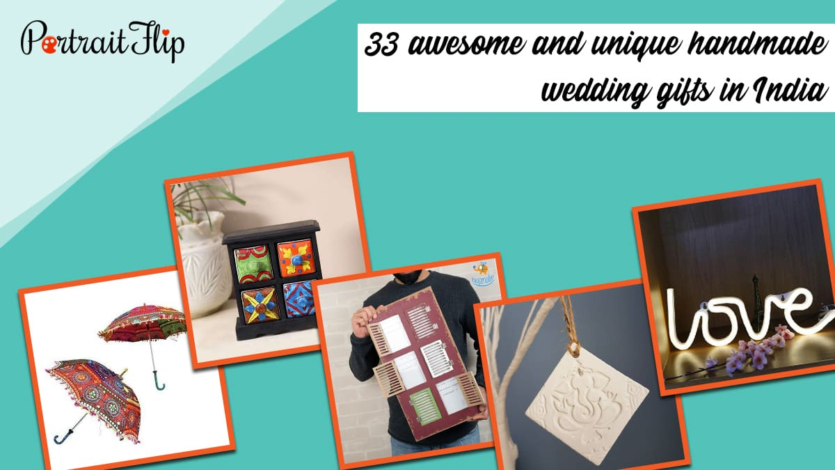 Unique Wedding Gifts India - Gift Ideas